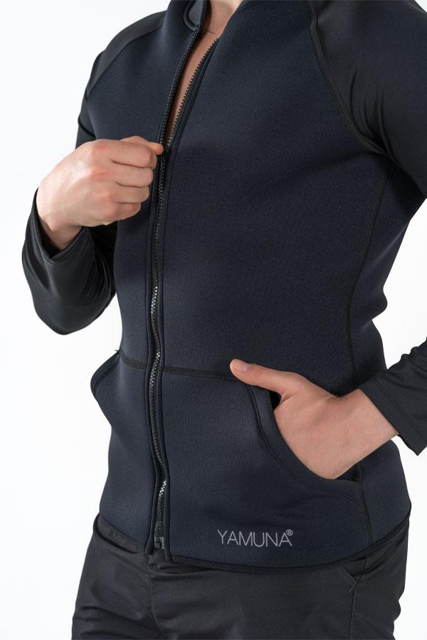 Performans Termal Active Ceket Erkek - Thumbnail