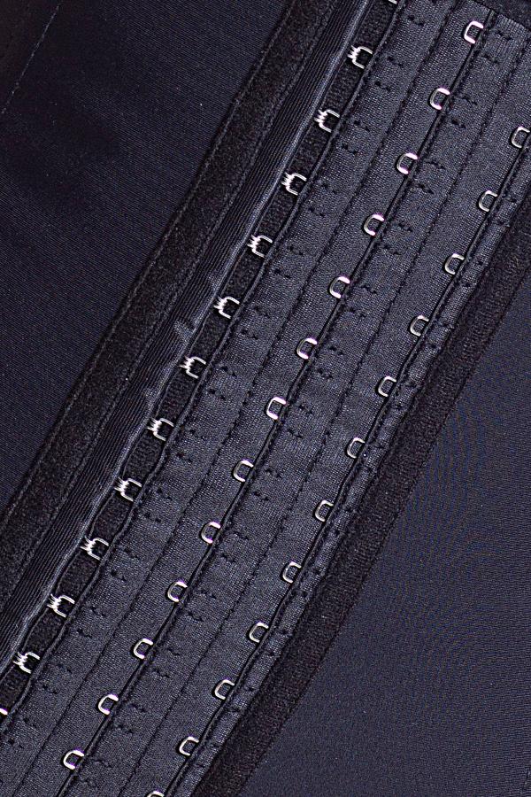 Askılı Premium Korse Siyah - Thumbnail