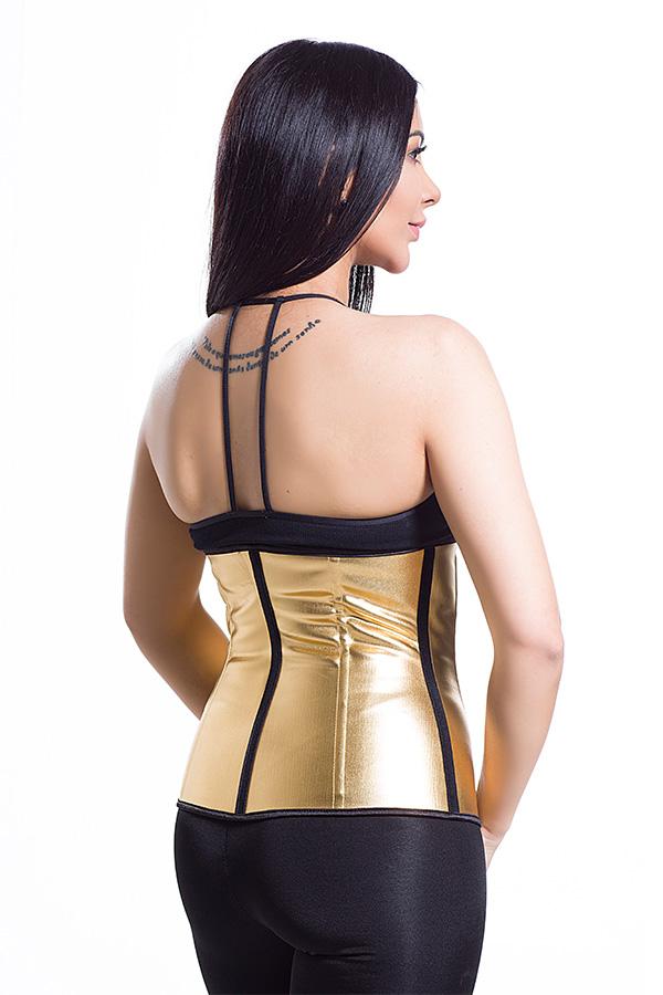 Exclusive Korse Kadın Gold